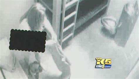 nude girl jail
